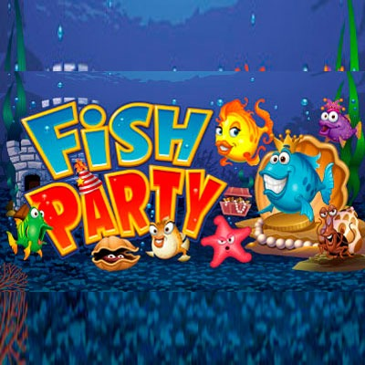 Fish Party Slot Machine