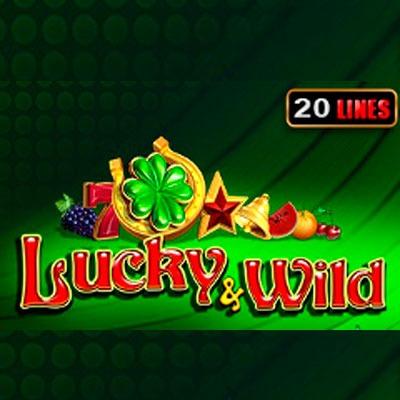 Lucky & Wild Slot Machine
