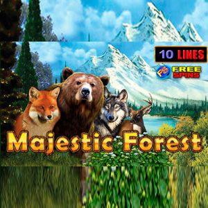 Majestic Forest Slot Machine