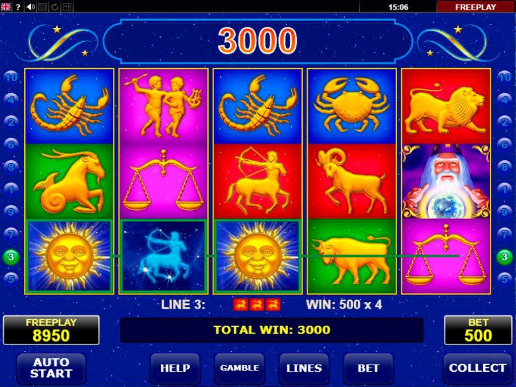 Lucky Zodiac Slot Machine Review