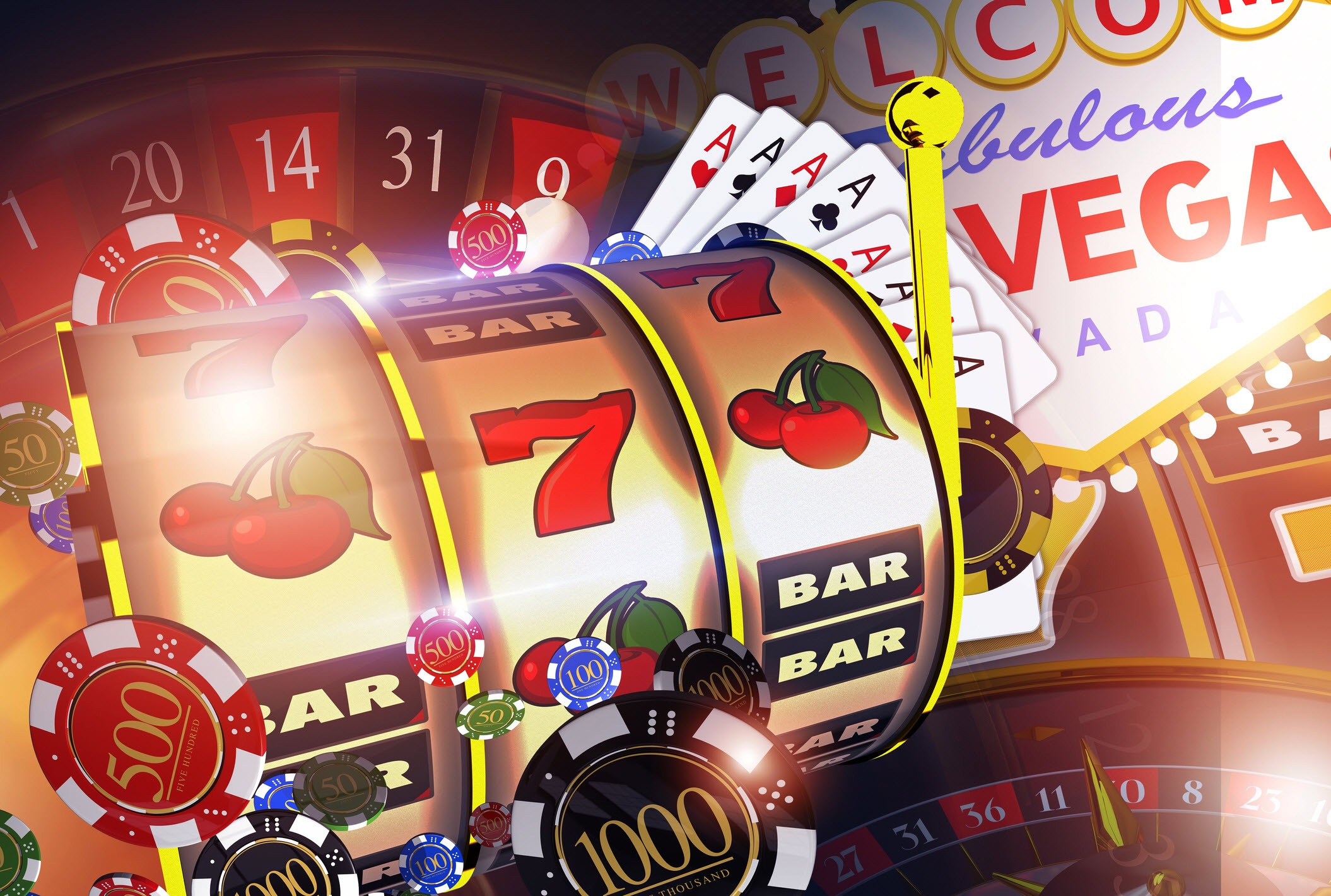 play casino slots for real money