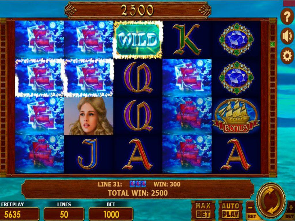 flying dutchman slot machine review