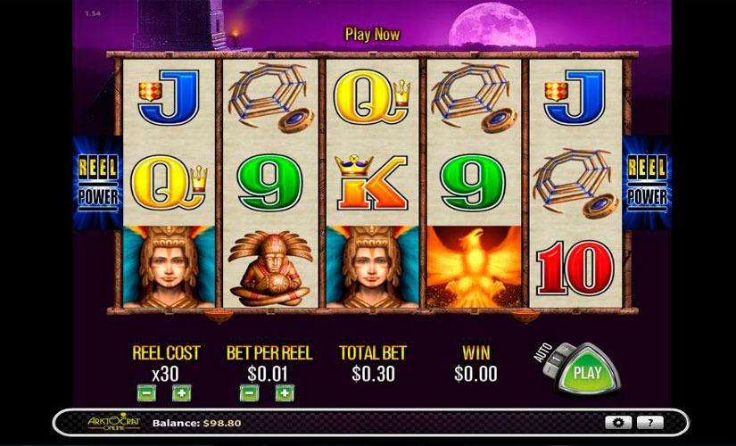 Fire Light Slot Machine Review