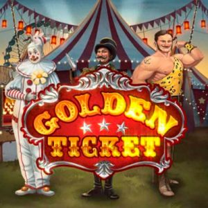 Golden Ticket Slot Machine