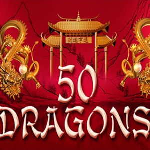 50 Dragons Slot Machine