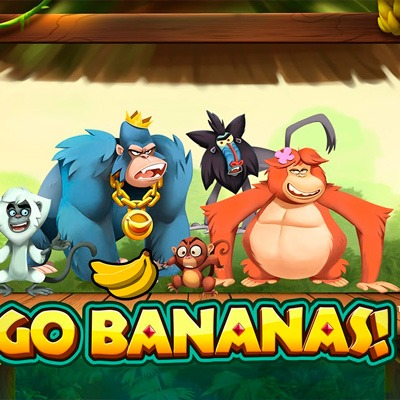 Go Bananas Slot Machine