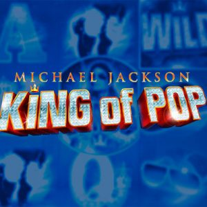 Michael Jackson King of Pop Slot Machine
