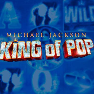 Michael Jackson King of Pop Slot Machine
