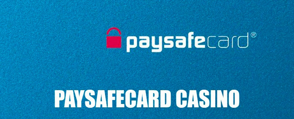 Paysafecard Online Casinos With Rtg