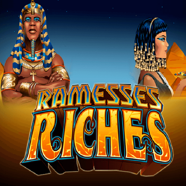 Ramesses Riches Slot Game