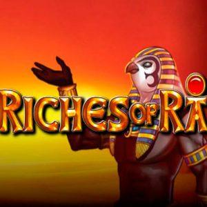 Riches of Ra Slot Machine