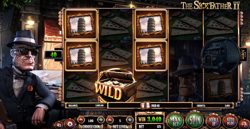 Slotfather 2 Slot Machine Review