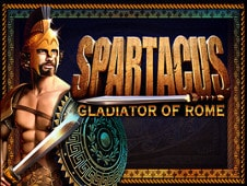 Play For Free Spartacus Gladiator of Rome Slot Machine Online