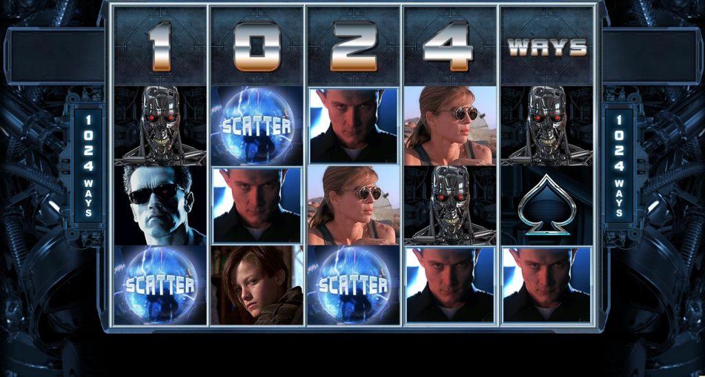 Terminator 2 Slot Machine Review