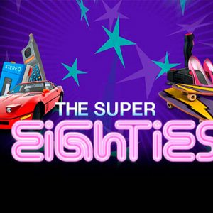 The Super Eighties Slot Machine
