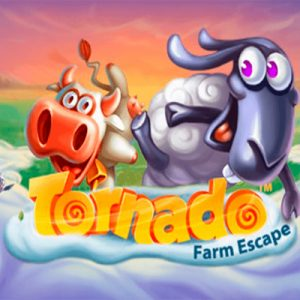 Tornado Farm Escape Slot Machine