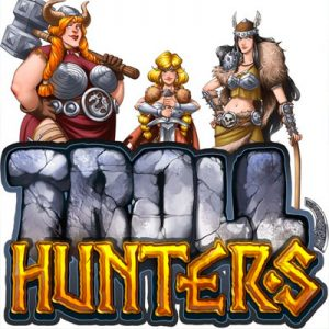 Troll Hunters Slot Machine
