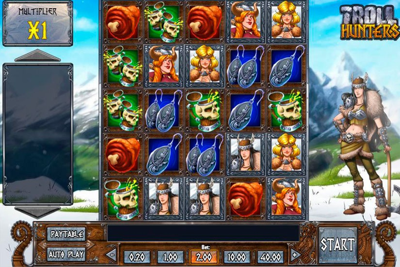 Troll Hunters Slot Machine Review