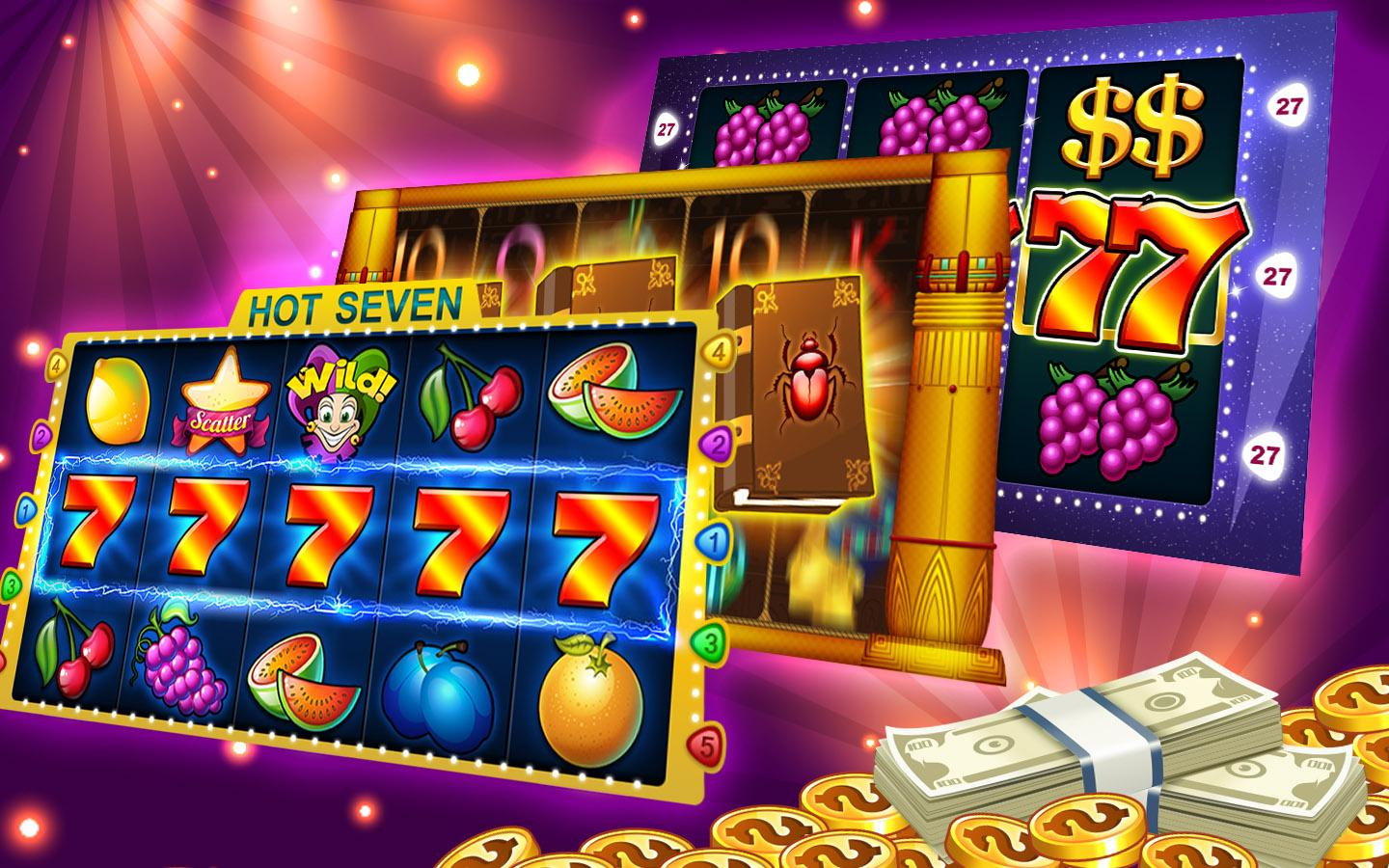 Real Money Slots No Deposit Bonus