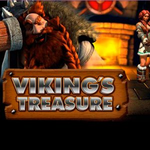 Vikings Treasure Slot Machine