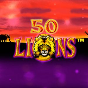 50 Lions Slot Machine