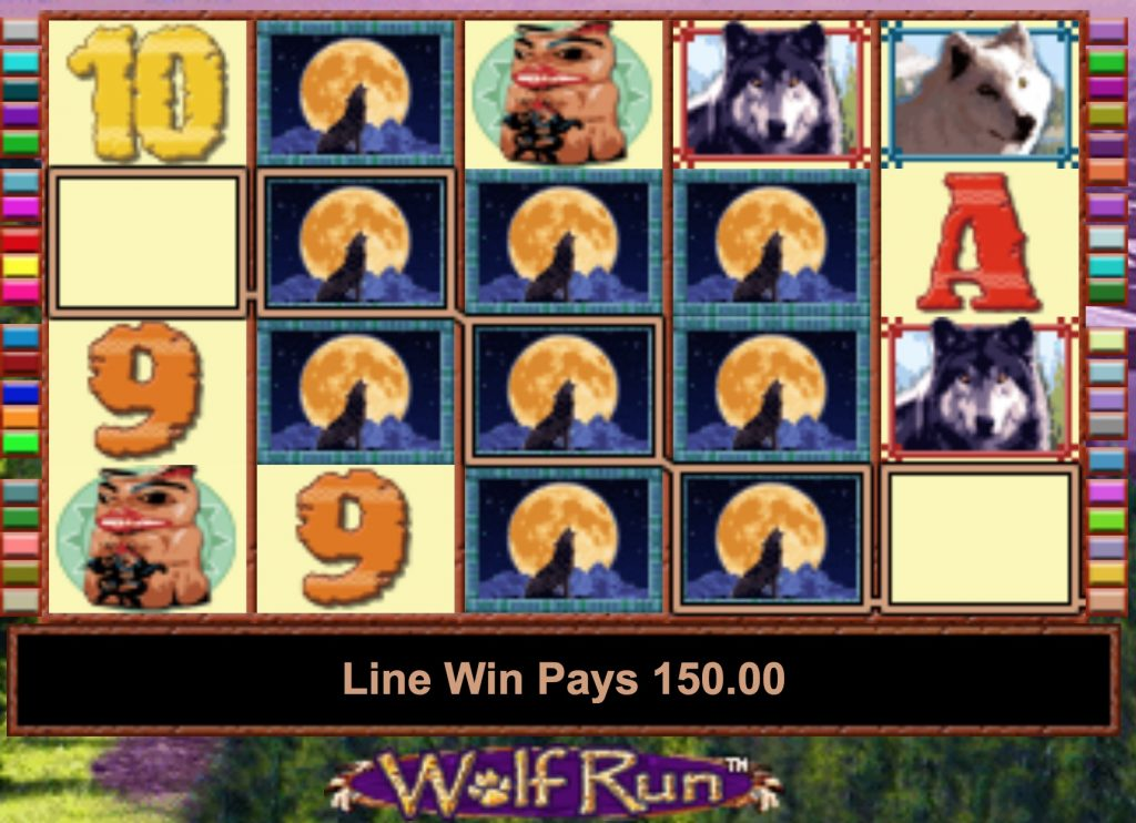 Free Slot Machine Wolf Run