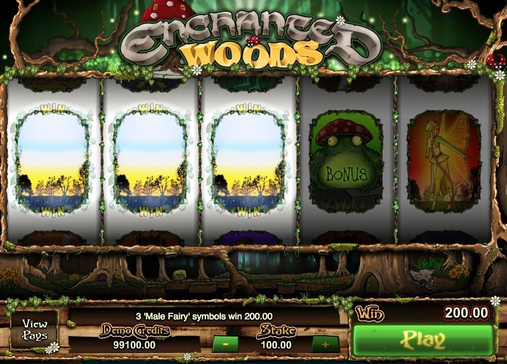 Enchanted Woods Slot Game Online