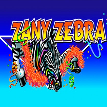 Zany Zebra Slot Game